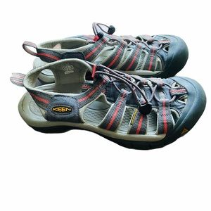 Keen Newport H2 Magenta Hot Coral Sport Sandals